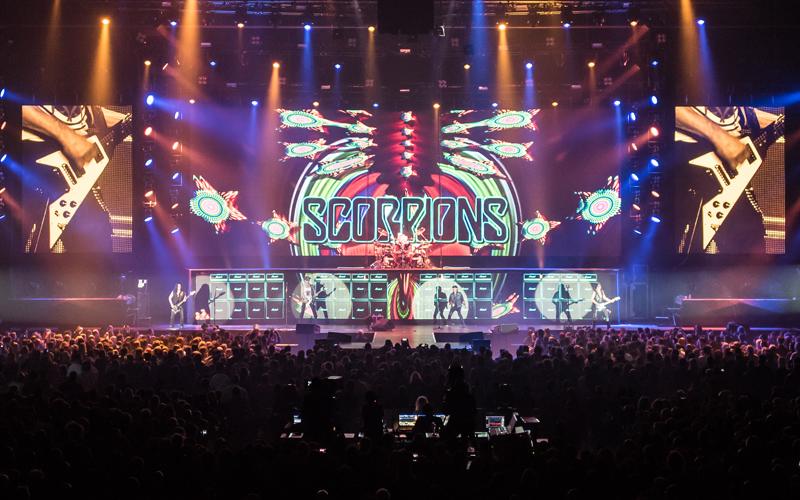Scorpions Referenzen